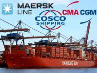 Dünya konteyner pazarının rotası yeniden çiziliyor