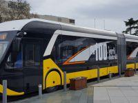 Bu otobüs hem yerli, hem %100 elektrikli