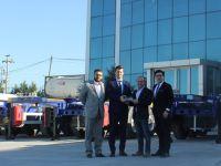 İTT Uluslararası Taşımacılık, TIRSAN 5 tank konteyner aldı
