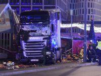 Berlin'de TIR ile terör saldırısı: 12 ölü