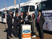 Uluova İnşaat'ın tercihi Ford Trucks
