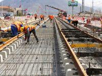 Demiryoluna 6 milyar 900 milyonluk yatırım