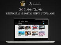 'Sprinter Yollara Destan' yılın en iyi uygulaması seçildi