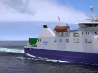 Hatay Ro-Ro filosuna 100 TIR'lık ropax gemi geliyor