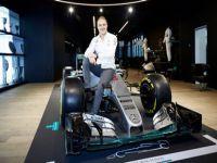 Mercedes AMG'nin direksiyonu Valtteri Bottas'a emanet