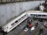 Tren kazasında 39 ölü,100'e yakın yaralı