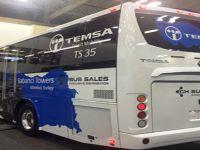 TEMSA, ABD'de görücüye çıktı