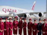 """Qatar Havayolalları'na """"en iyi uzun menzilli havayolu"""" ödülü"""
