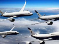 Uçaklarda koltuk arkası ekranlar kalkıyor