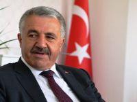 Bakan Arslan'dan Çanakkale Köprüsü açıklaması