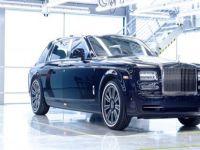 Rolls-Royce'ta bir dönem kapandı