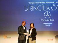 Ödüllerin Efendisi: Mercedes-Benz Türk