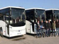 TEMSA'dan Fransa'ya 22 adet otobüs teslimatı