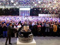 Mercedes-Benz Türk'te 50. yıl coşkusu