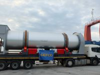 GEFCO, Senegal'e 200 tonluk asfalt plent taşıyor