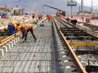 Bakü-Tiflis-Kars Demiryolu Projesi yıl ortasında açılacak