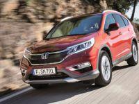 Honda CR-V ve HR-V ile satış rekoru kırdı