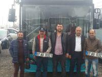 Antalya ulaşımında 100 TEMSA Avenue
