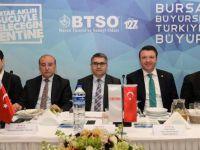 BTSO, ile Anadolujet güçlerini birleştirecek