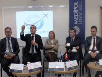 Lojistiğin zirvesi Medipol Üniversitesi'nde toplandı