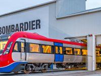 Bombardier'in en gelişmiş teknolojileri Eurasia Rail Fuarı'nda