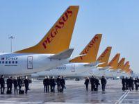 Pegasus 133 milyon lira zarar etti