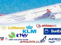 Uçak biletleri 50 TL'ye kadar indi