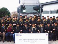 Scania servis yöneticileri müşteri memnuniyeti için buluştu
