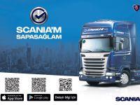 """""""Scania'm Sapasağlam"""" ile tüm Scanialar sapasağlam"""
