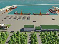 76 milyon dolarlık IC Karasu Limanı hizmete açıldı