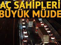 Zorunlu trafik sigortasında son dakika müjdesi