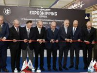 Exposhipping Denizcilik Fuar ve Konferansı başladı
