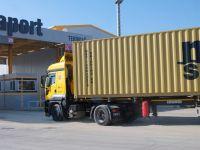Medlog Lojistik'ten Türkiye'nin ilk güvenli denizyolu ihracatı