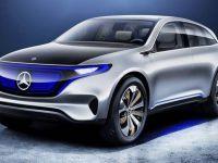 Mercedes elektrikli otomobil için gaza basıyor