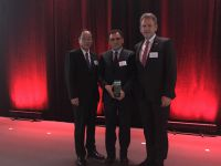 Bosch'un Bursa Fren Fabrikasına  Toyota'dan Altın Ödül
