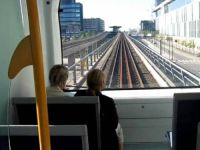 İlk sürücüsüz metro, kontağı açıyor