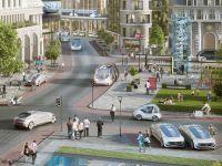 Bosch ve Daimler sürücüsüz araç için birlikte çalışacak