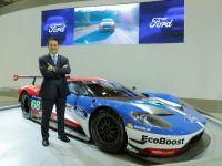 Autoshow'da GT Race Car rüzgarı esiyor