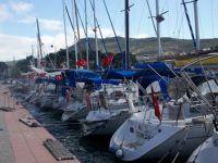 Denizler Türk bayrağıyla doluyor