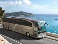Mercedes otobüs teslimatlarında tamgaz gidiyor