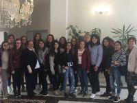 """Mercedes-Benz Türk, Kırklareli'ndeki """"yıldızlarını"""" ziyaret etti"""