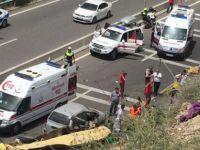 Marmaris'te tur midibüsü devrildi: 24 ölü var