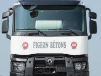 Renault Trucks'un, 800.000'inci kamyonu banttan indi