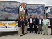Muş Tur filosuna 6 adet Tourismo 16 RHD 2+1