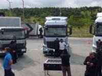 Mercedes-Benz, kamyonlarını şoförlerle buluşturuyor