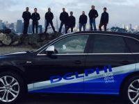 Delphi Otomotiv'den 3 yeni ortaklık