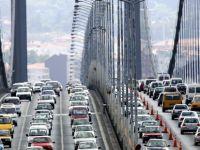 Köprü ve otoyolların geliri arttı