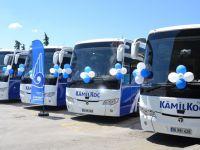 TEMSA'dan Kamil Koç'a 40 Safir Plus