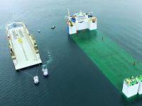 ID Shipping ve Gisaş'ın yüzer havuz operasyonu
