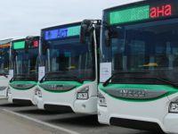 Astana toplu taşımada çevre dostu IVECO'ları seçti